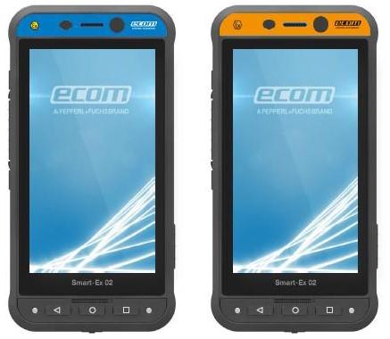 Смартфоны Smart-Ex 02 для Зоны 1 и для Зоны 2