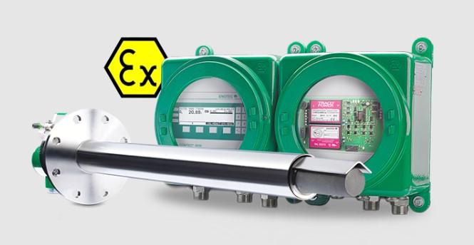 OXITEC® GasEx - Взрывозащищенный анализатор кислорода