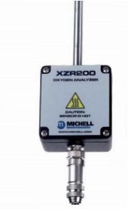 XZR200 Анализатор кислорода