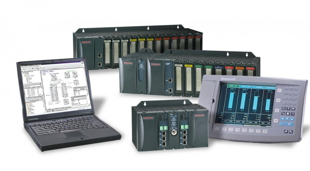 Гибридный контроллер HC900