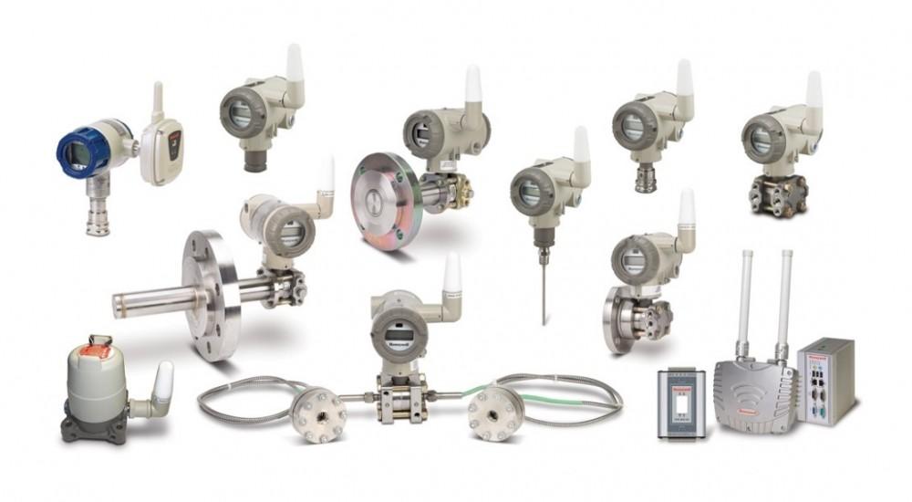 Беспроводные системы ISA100