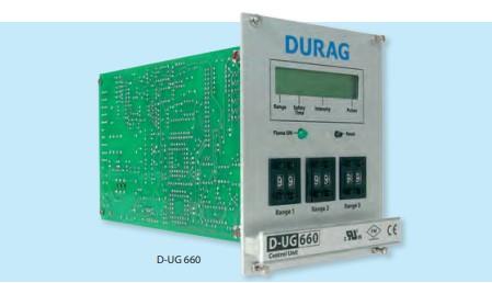 Блок управления D-UG 660
